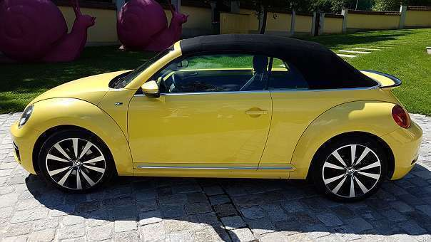 verkauft vw beetle cabrio 2 0 tsi spor gebraucht 2013. Black Bedroom Furniture Sets. Home Design Ideas