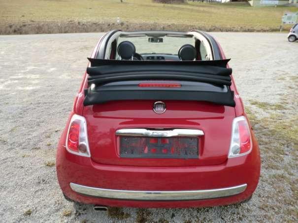 1 4 Gebraucht Fiat 500c 500 Cabrio Roadster
