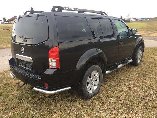 verkauft nissan pathfinder 2 5 dci 4x4 gebraucht 2006 km in reichenthal. Black Bedroom Furniture Sets. Home Design Ideas