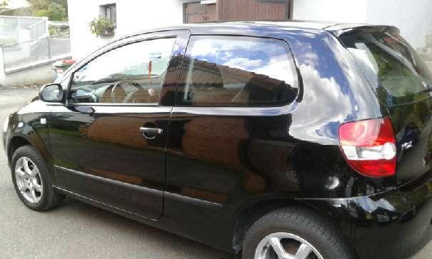 verkauft vw fox kompakt kleinwagen gebraucht 2006 117. Black Bedroom Furniture Sets. Home Design Ideas