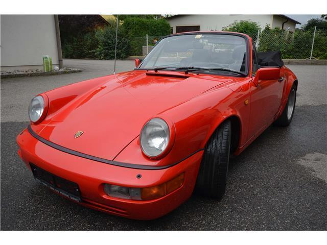 verkauft porsche 911 cabrio gebraucht 1983 km in vitis. Black Bedroom Furniture Sets. Home Design Ideas