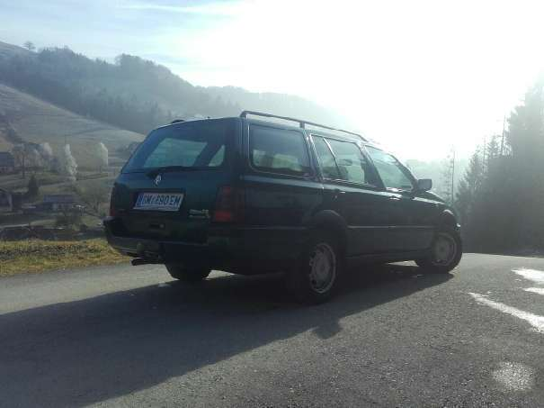 verkauft vw golf variant syncro kombi gebraucht 1996 km in pinsdorf. Black Bedroom Furniture Sets. Home Design Ideas