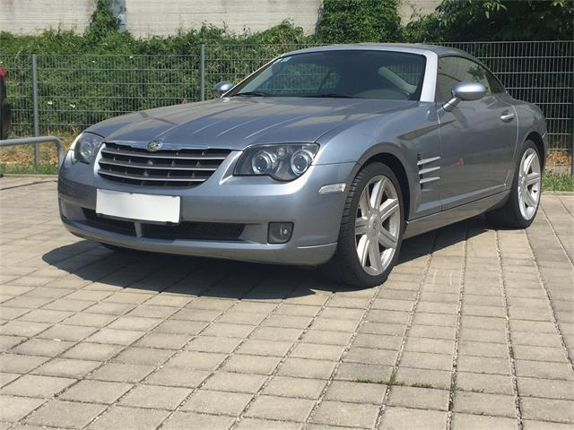 verkauft chrysler crossfire 3 2 v6 aut gebraucht 2004 km in wiener neustadt. Black Bedroom Furniture Sets. Home Design Ideas