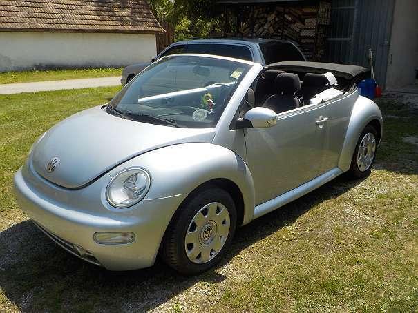 verkauft vw beetle beetle newcabrio ca gebraucht 2004 km in graz umgebung. Black Bedroom Furniture Sets. Home Design Ideas