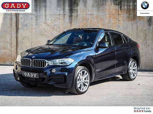 verkauft bmw x6 40d xdrive m sport suv gebraucht 2017. Black Bedroom Furniture Sets. Home Design Ideas