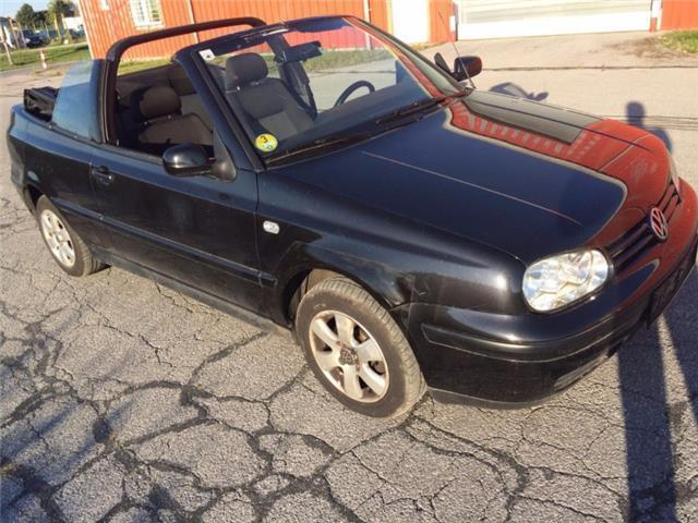 verkauft vw golf cabriolet cabrio manu gebraucht 2002 km in wien. Black Bedroom Furniture Sets. Home Design Ideas