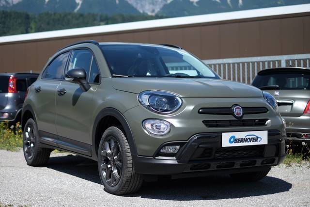 verkauft fiat 500x s design off road c gebraucht 2017 0 km in mils fiat betrieb. Black Bedroom Furniture Sets. Home Design Ideas