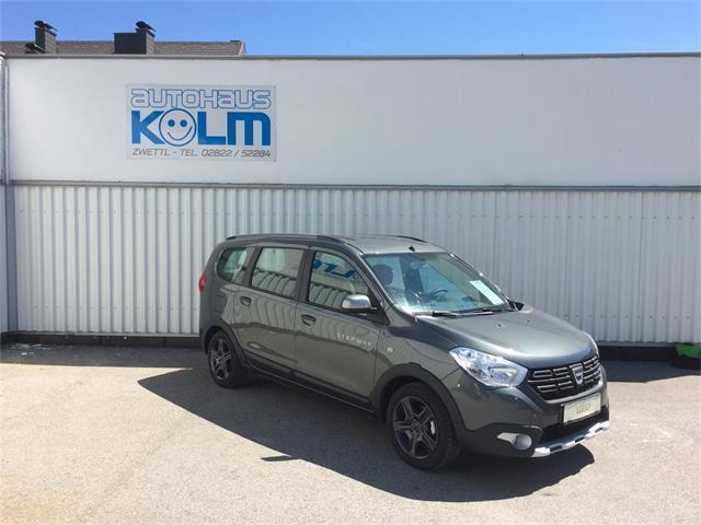 verkauft dacia lodgy euro6 stepway sen gebraucht 2016 56 km in zwettl. Black Bedroom Furniture Sets. Home Design Ideas