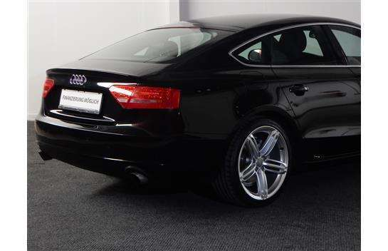 verkauft audi a5 sportback 2 0 tfsi gebraucht 2010. Black Bedroom Furniture Sets. Home Design Ideas