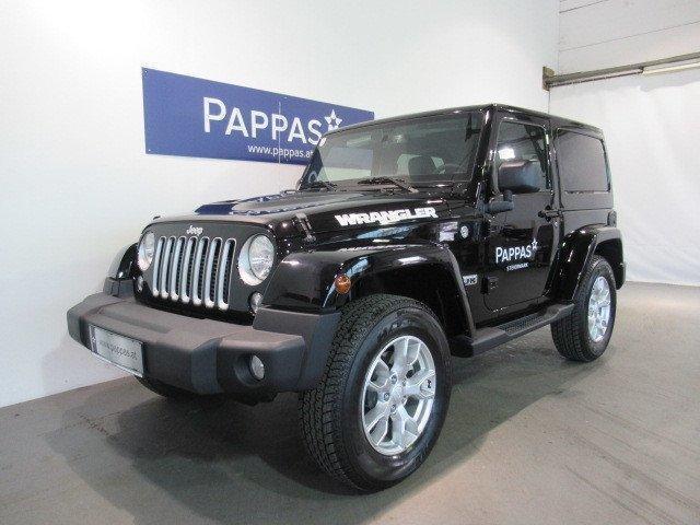 verkauft jeep wrangler sahara 2,8 crd ., gebraucht 2018, 1.274 km in
