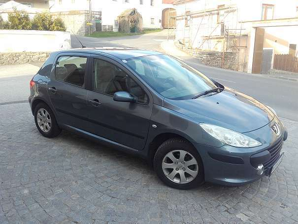 verkauft peugeot 307 active 1 6 hdi 90 gebraucht 2006 km in waidhofen an der. Black Bedroom Furniture Sets. Home Design Ideas