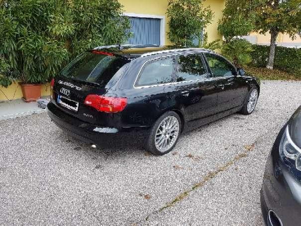 Verkauft Audi A6 30 Tdi Quattro Kombi Gebraucht 2005 258000 Km