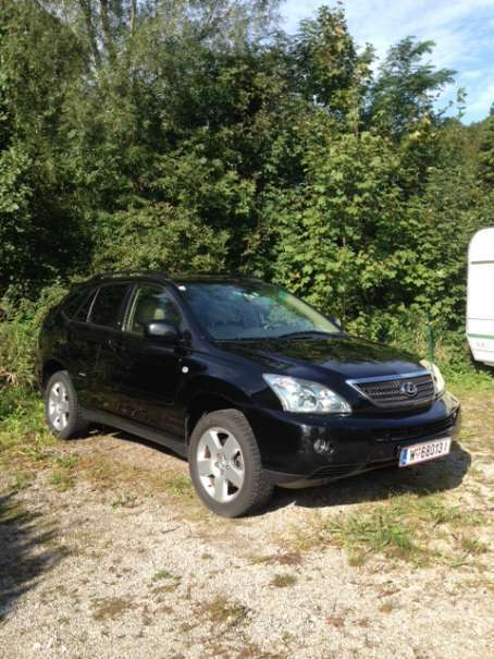 verkauft lexus rx400h president 4wd hy gebraucht 2007 km in pressbaum. Black Bedroom Furniture Sets. Home Design Ideas