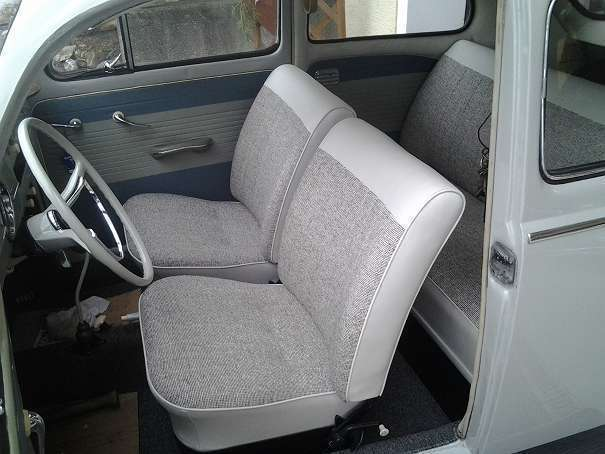 verkauft vw k fer limousine gebraucht 1960 km in. Black Bedroom Furniture Sets. Home Design Ideas