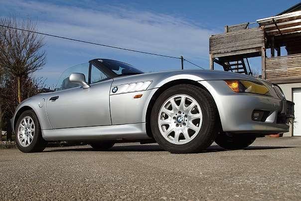 verkauft bmw z3 1 9 cabrio roadster gebraucht 1996 km in st marienkirchen. Black Bedroom Furniture Sets. Home Design Ideas