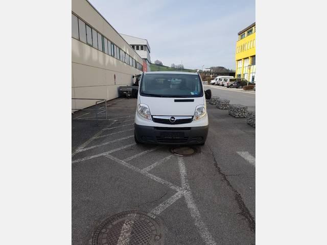 1 4 Gebraucht Opel Vivaro Combi L1h1 2 0 Cdti Ecoflex 7t