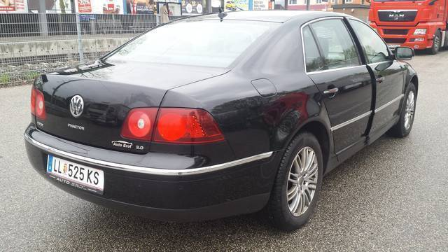 verkauft vw phaeton v6 tdi d pf 4motion gebraucht 2009 km in haid. Black Bedroom Furniture Sets. Home Design Ideas