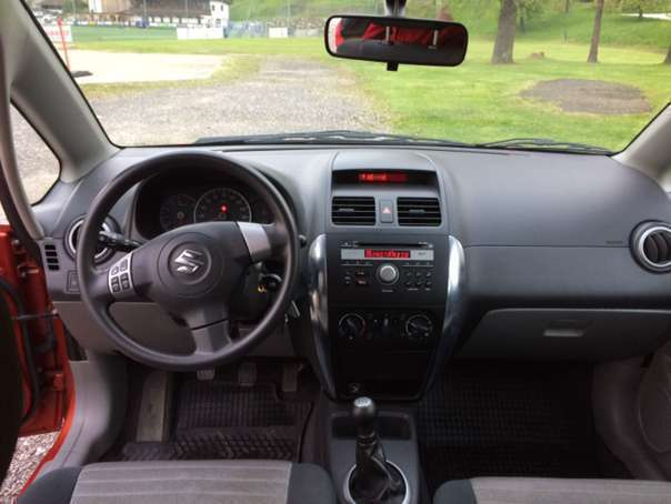 verkauft suzuki sx4 1 6 gl 5dr 4wd suv gebraucht 2008 km in schwaz. Black Bedroom Furniture Sets. Home Design Ideas
