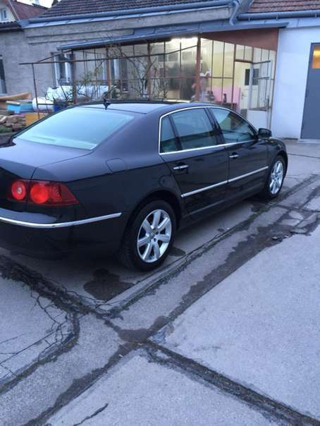 verkauft vw phaeton pheaton 3 0 tdi 23 gebraucht 2007 km in wien. Black Bedroom Furniture Sets. Home Design Ideas