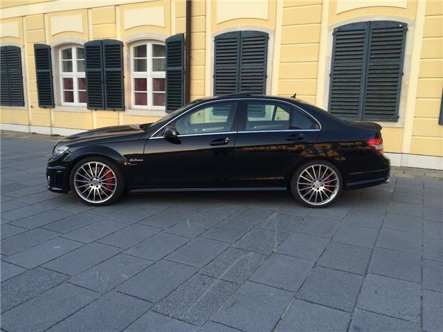 gebraucht amg mercedes c63 amg 2011 km in wien autouncle. Black Bedroom Furniture Sets. Home Design Ideas