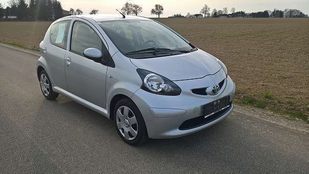 verkauft toyota aygo 1 0 vvt i cool ko gebraucht 2008 km in kirchdorf an der. Black Bedroom Furniture Sets. Home Design Ideas