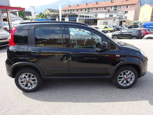 verkauft fiat panda 4x4 1 3 multijet i gebraucht 2017 0 km in spittal a d drau. Black Bedroom Furniture Sets. Home Design Ideas