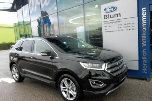 gebraucht 2 0 tdci titanium 4x4 start stop ford edge 2016 km 1 in st p lten. Black Bedroom Furniture Sets. Home Design Ideas