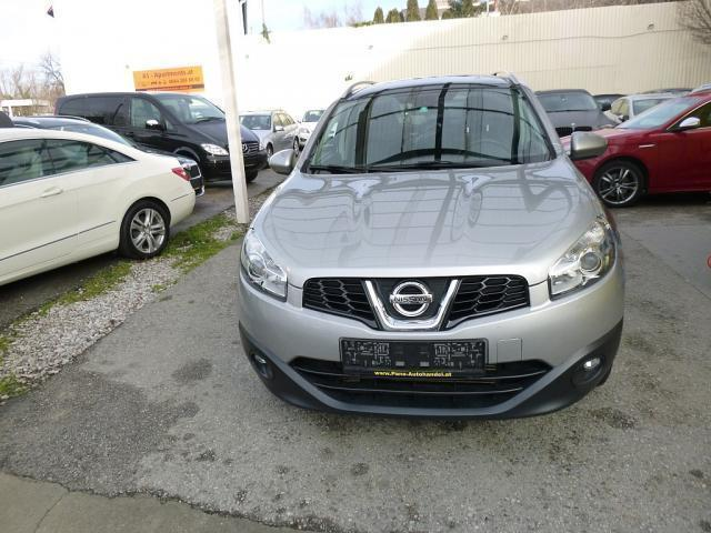 gebraucht 2 0 dci tekna 4wd dpf nissan qashqai 2 2010 km in wien. Black Bedroom Furniture Sets. Home Design Ideas