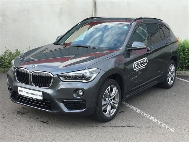 verkauft bmw x1 sdrive18d gebraucht 2017 km in. Black Bedroom Furniture Sets. Home Design Ideas