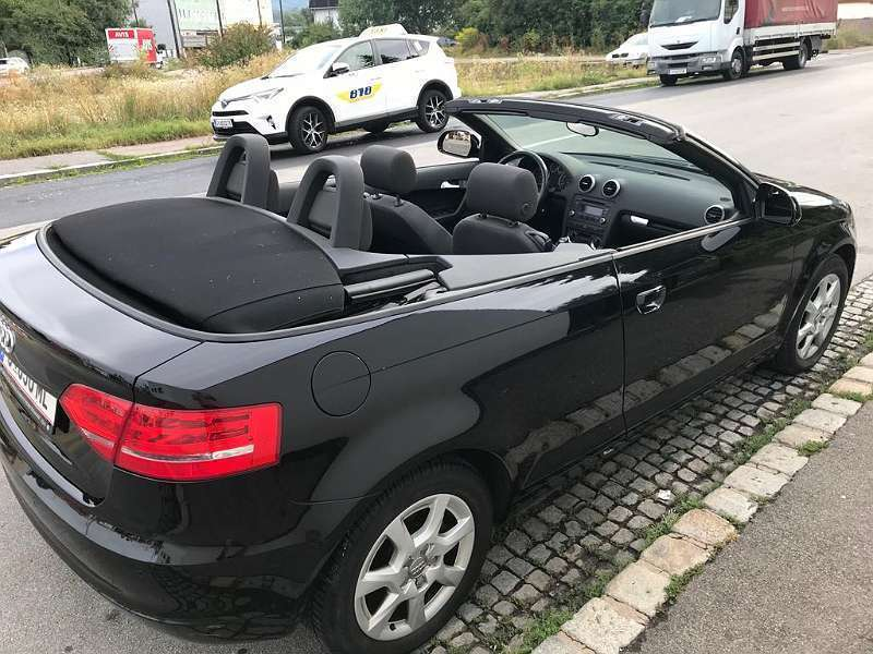 107 gebrauchte audi a3 cabriolet audi a3 cabriolet. Black Bedroom Furniture Sets. Home Design Ideas