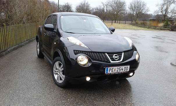 verkauft nissan juke 1 6 acenta gebraucht 2011 km. Black Bedroom Furniture Sets. Home Design Ideas