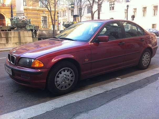 verkauft bmw 316 3er reihe i limousine gebraucht 2001 67. Black Bedroom Furniture Sets. Home Design Ideas