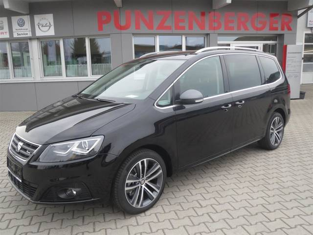 verkauft seat alhambra fr 2 0 tdi cr gebraucht 2017 250. Black Bedroom Furniture Sets. Home Design Ideas