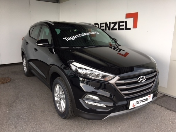 verkauft hyundai tucson edition 25 1 gebraucht 2017 230. Black Bedroom Furniture Sets. Home Design Ideas