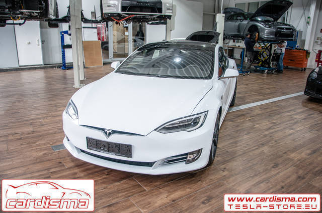 verkauft tesla model s 90d facelift n gebraucht 2016. Black Bedroom Furniture Sets. Home Design Ideas