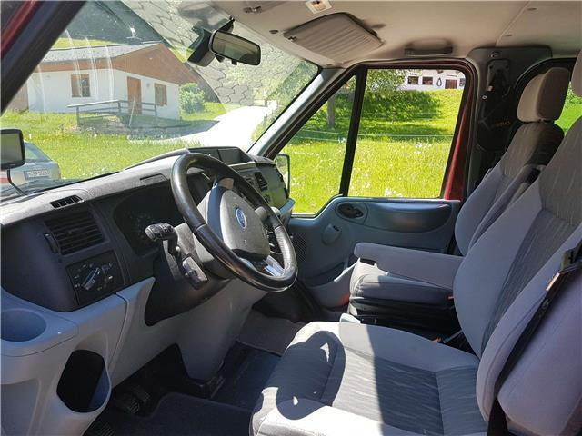 verkauft ford transit euroline gebraucht 2007 km. Black Bedroom Furniture Sets. Home Design Ideas