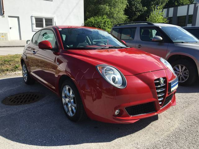 verkauft alfa romeo mito alfa1 4 16v j gebraucht 2011 km in bruck an der glo. Black Bedroom Furniture Sets. Home Design Ideas
