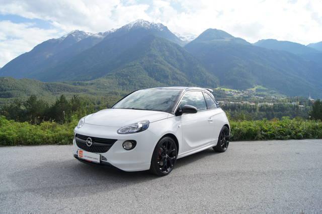 1 4 Gebraucht Opel Adam Turbo S Ecotec Start Stop 150ps Spaßmobil