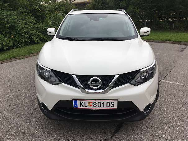 verkauft nissan qashqai tekna1 6 dig t gebraucht 2016 km in karnburg. Black Bedroom Furniture Sets. Home Design Ideas