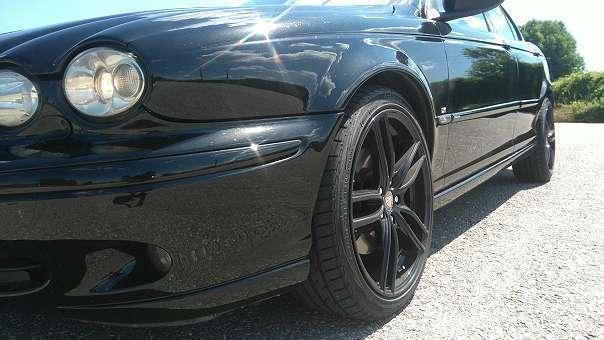 verkauft jaguar x type 3 0 v6 sport li gebraucht 2001 km in zeiselmauer. Black Bedroom Furniture Sets. Home Design Ideas