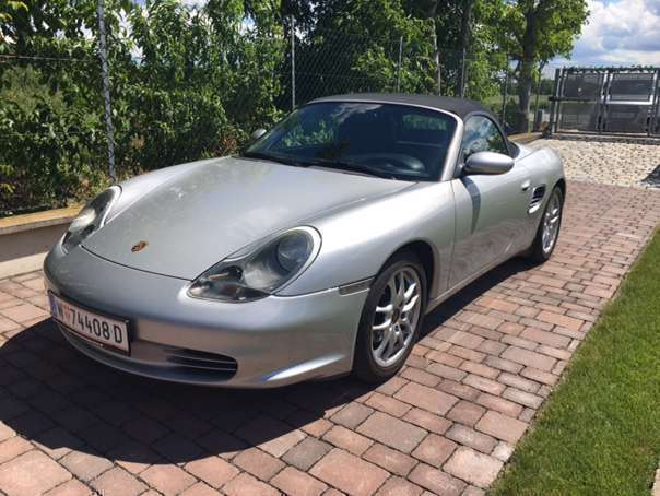 verkauft porsche boxster cabrio road gebraucht 2003 km in wien. Black Bedroom Furniture Sets. Home Design Ideas