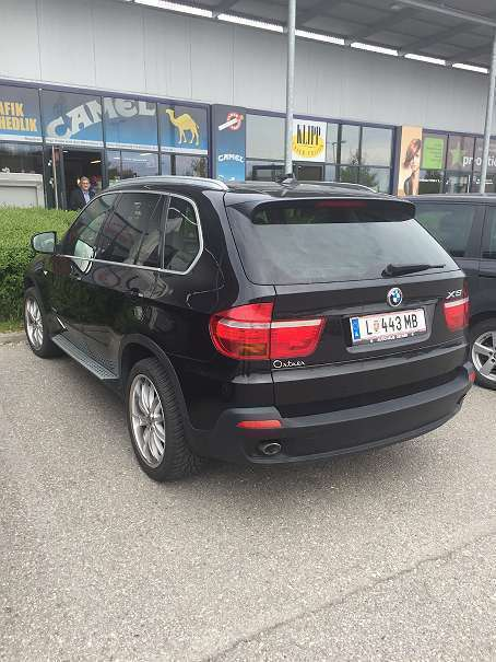 verkauft bmw x5 x5xdrive 35d suv off gebraucht 2009. Black Bedroom Furniture Sets. Home Design Ideas