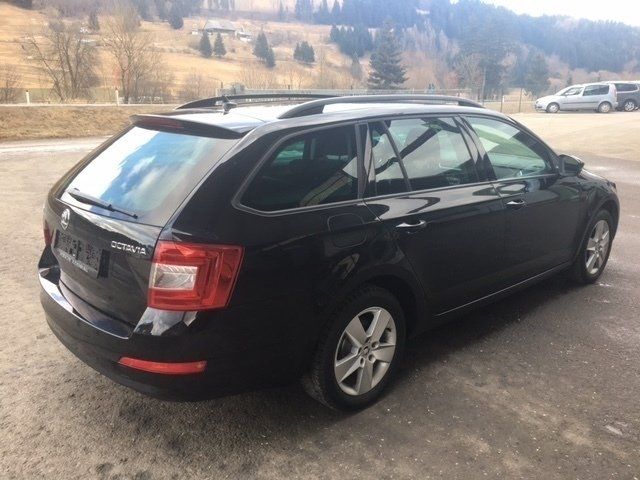 verkauft skoda octavia combi 2 0 tdi 4 gebraucht 2013 km in reichenfels. Black Bedroom Furniture Sets. Home Design Ideas