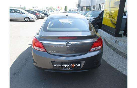 verkauft opel insignia 1 6 edition eco gebraucht 2010 km in mauthausen. Black Bedroom Furniture Sets. Home Design Ideas