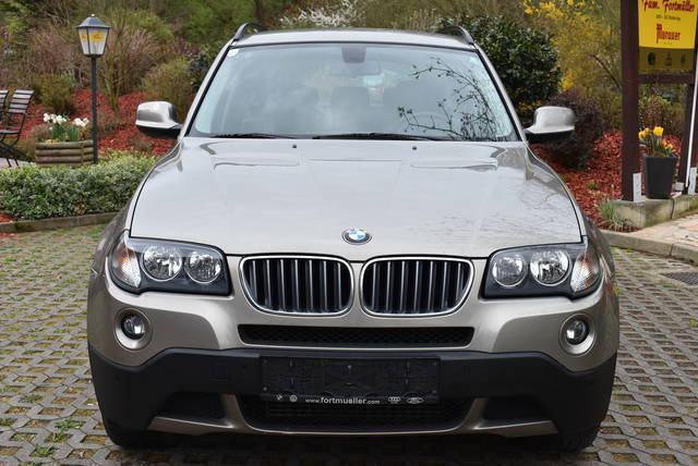 verkauft bmw x3 xdrive20d gebraucht 2010 km in. Black Bedroom Furniture Sets. Home Design Ideas