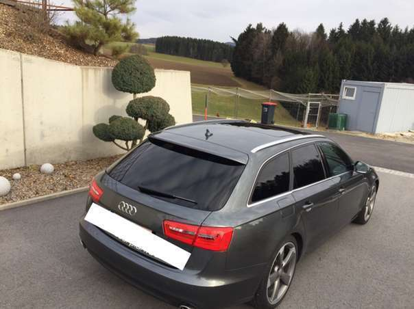 verkauft audi a6 avant 3 0 tdi quattro gebraucht 2012 km in esternberg. Black Bedroom Furniture Sets. Home Design Ideas