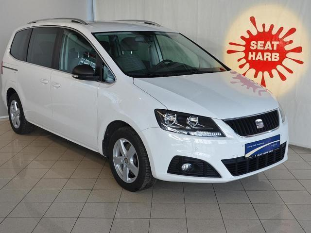 verkauft seat alhambra style 2 0 tdi c gebraucht 2013. Black Bedroom Furniture Sets. Home Design Ideas