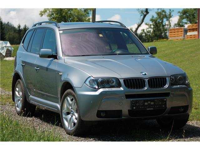 verkauft bmw x3 3 0d aut gebraucht 2006 km in. Black Bedroom Furniture Sets. Home Design Ideas