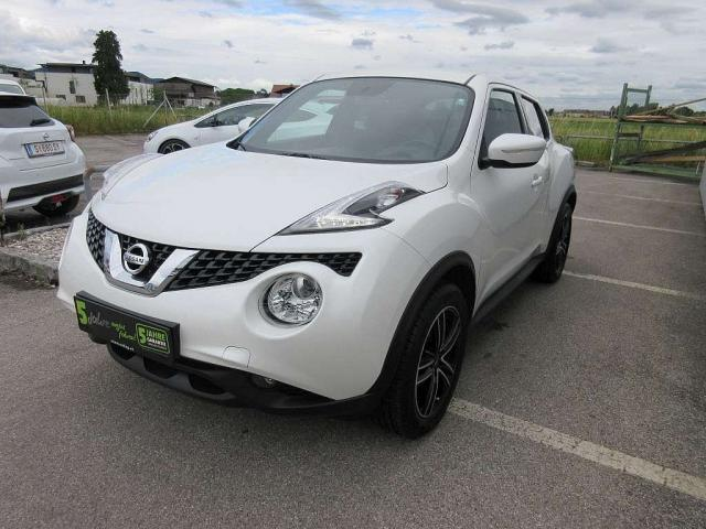 verkauft nissan juke 1 2 dig t acenta gebraucht 2014 19. Black Bedroom Furniture Sets. Home Design Ideas