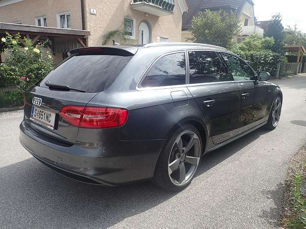 verkauft audi a4 avant 2 0 tdi quattro gebraucht 2014 km in salzburg. Black Bedroom Furniture Sets. Home Design Ideas